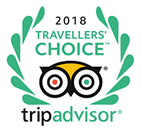 2018 Tripadvisor travellers choice